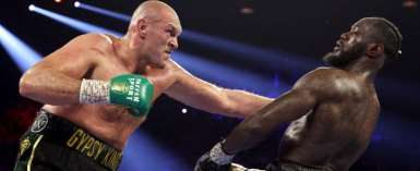 Fury 'Disappointed' By Wilder And Says Rematch Was One Of His 'Easiest Fights'