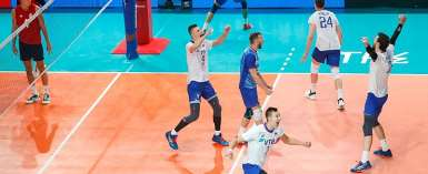 FIVB Cancels 2020 Volleyball Nations League Due To coronavirus
