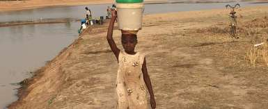 Water Slavery in Tolon