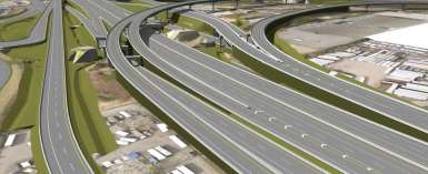 Construction Of The Tema Motorway Roundabout Expansion: Point Of Correction