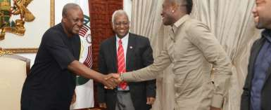 Former President Mahama Wanted To Strip Gyan Off Captaincy And Make Ayew The Captain – Randy Abbey