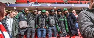 Unmissable: Lucky Heineken Consumers Witness Liverpool's Iconic Win Against Barcelona