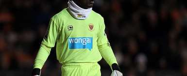 Former Black Stars Goalkeeper 'Olele' Arrested