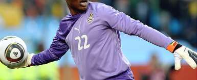 My Black Stars Career Almost Ended Due To My Dual Citizenship - Richard Kingson