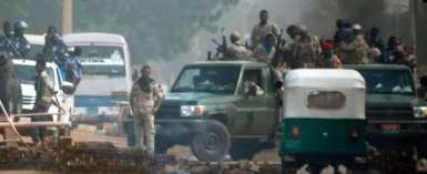 The Crises in Sudan: Possible Foreign Interference?