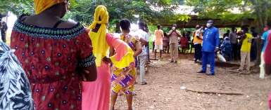 Voter Registration: NDC Western Region Warns The Presidency To Call Their Thugs To Order