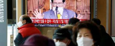 South Korea Arrests Church Leader Over COVID-19 Outbreak