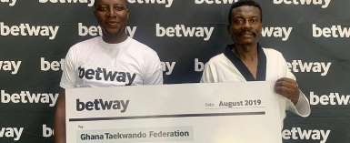 Ghana Taekwondo Federation Gets Support From Betway