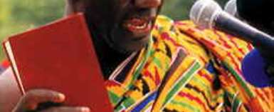 Ghana Constitutional Democracy