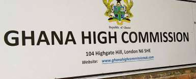 Dealing with Ghana High Commission UK's Staff is Almost Synonymous with Dealing with Incompetent Jokers