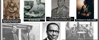7 Figures Who Did More to Found Univ. of Ghana Than J. B. Danquah