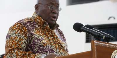 Letter To Akufo-Addo: First And Second Ladies Are Not A Government Employee