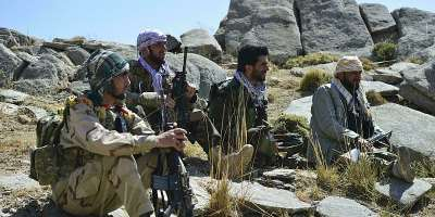 AFP - AHMAD SAHEL ARMAN