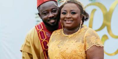 Berry Ladies CEO ties the knot with longtime partner