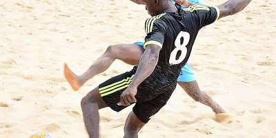 All set for the 2021 Odwira Beach Soccer Cup