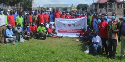 Farmers in Bono East ready to grow GM cowpea