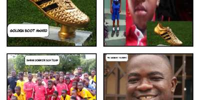 The golden boot award: the power of togetherness