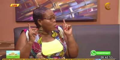 Election-day 'soldiers' were not from GAF – NDC's Awo Kekeli