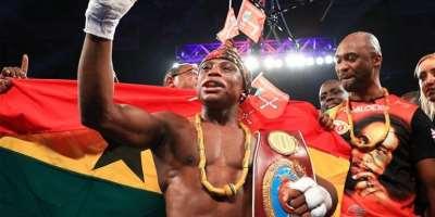 Joseph Agbeko tips Isaac Dogboe to become world champ again