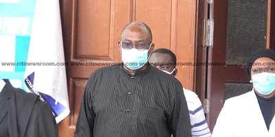 Defamation case against Wontumi: Cross-examination of Spio-Gabrah enters day 2