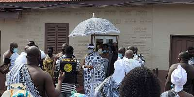 The Origin, Meaning And History Of Otumfuo Hia Stool