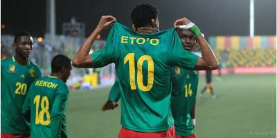 Passing on the torch - Three sons of ex Indomitable Lions in Cameroon's U-20 squad
