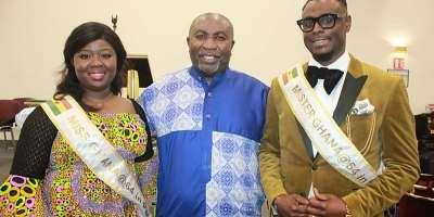 Meet Miss Ghana @64 in Paris and her male counterpart Mr. Ghana @64 in Paris