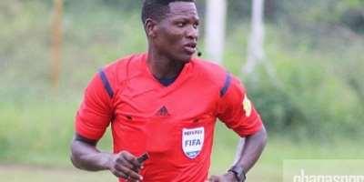 CAF Champions League: Daniel Laryea gets Horoya Vs. Wydad appointment