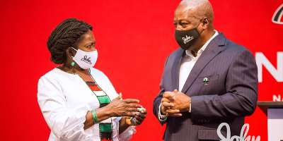NDC USA's Message to the entire membership of the Party