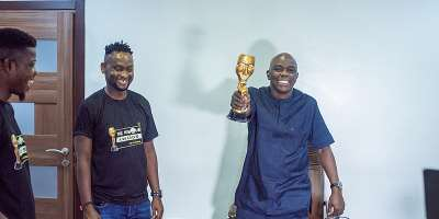 HIP Tv Boss Ayo Animashaun Endorses First Comedy Awards In Nigeria