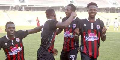 GHPL: Inter Allies 2-0 Karela United – Capelli boys shock league favourites