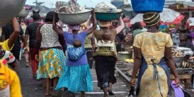 From Accra To Kumasi And Back, The Plight Of The Kayayei Under Coronavirus