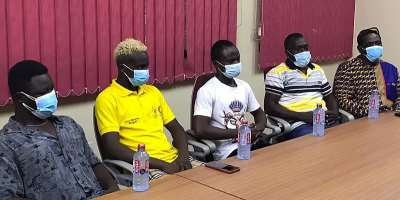 100 days to Tokyo: Black Bombers assure Ghanaians