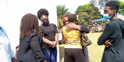 Monrovia: Gender Ministry consoles deceased family in Cyber-Ed fatal shooting