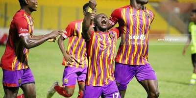 GHPL: Hearts of Oak back in race for league title after narrow win against Inter Allies