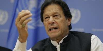 Pakistan's Prime Minister Imran Khan  (Reuters)