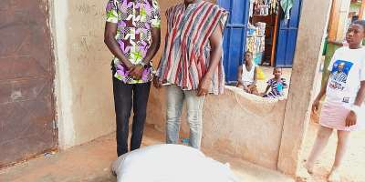 West Gonja: MP donates to National Service Personnel
