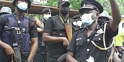 Savannah Regional Police Commander appeals for support to combat armed robbery
