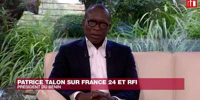 Benin President Patrice Talon pledges not to seek third mandate