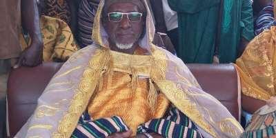 Yagbonwura of Gonja
