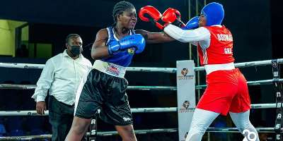 Female boxers appeal for recognition and parity