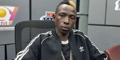 My wife is pregnant — Patapaa confirms