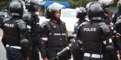 Donations To The Ghana Police Service: Any Security Implications?