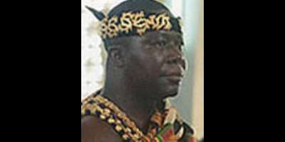 Re: Otumfuor Education Fund: Where is my $50?