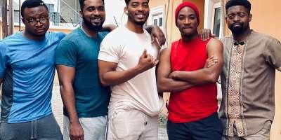 Meet the sizzling cast of the upcoming Showmax Original, Ghana Jollof
