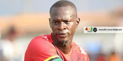 Asante Kotoko mutually part ways with striker Naby Keita