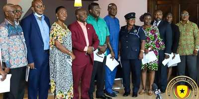 International Hockey Competitions: Local Organizing Committee (LOC) inaugurated in Accra