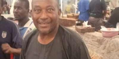 Alhaji Ibrahim Justice Atipaga