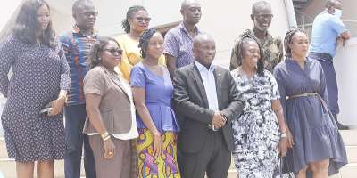 11 member LOC for 14th CANA African Swimming Championship sworn in