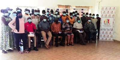 U/W/R: NCCE Sensitize Stakeholders on Violence Extremism and Peacebuilding Initiatives